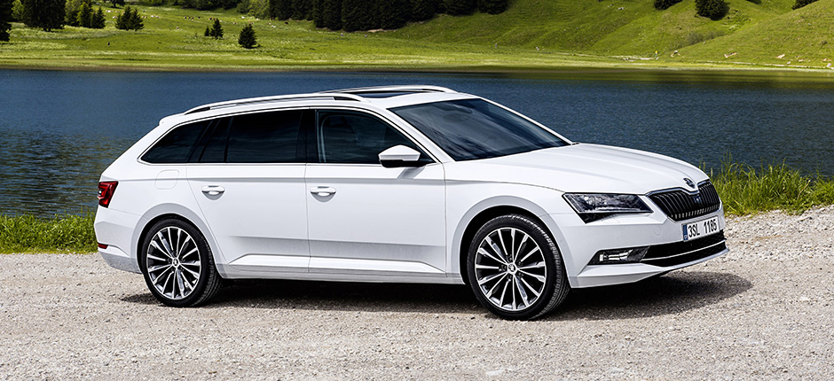 ŠKODA's passion for expressive design and their new model versions will be at this year's Frankfurt Motor Show (IAA)