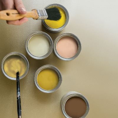 AkzoNobel's color trends study: gold is Color of the Year for 2016