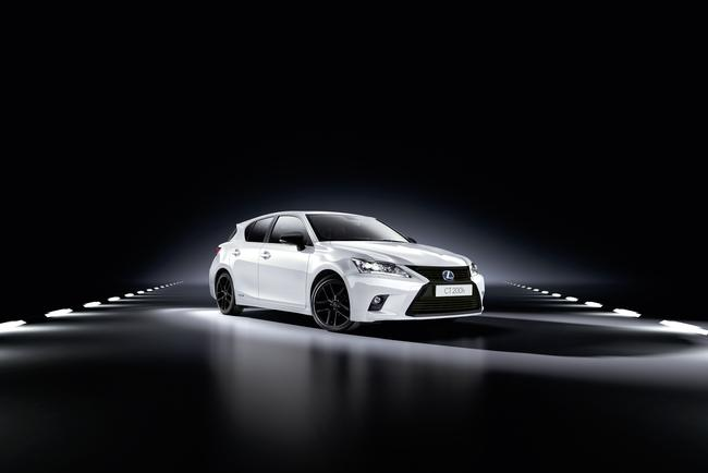 Lexus: new accessible Sport edition now available on CT and IS in Europe