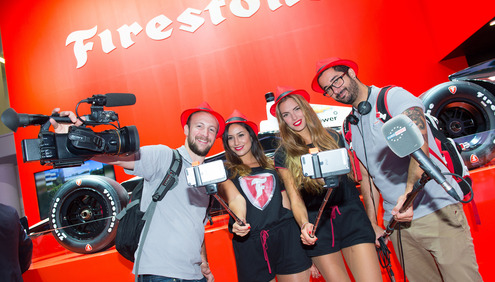 "Firestone reaffirms its core philosophy – to allow the young-at-heart the ""freedom to drive"" and discover"