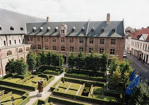 MGP 2015 will be held at the University of Ghent Culture and Convention Center Het Pand