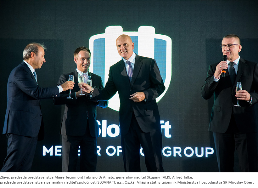 MOL Group's Slovnaft invested EUR 300 million in new facility for the production of low density polyethylene - LDPE4