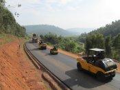 STRABAG finished the rehabilitation of 78 km long road between Kigali and Gatuna in Rwanda