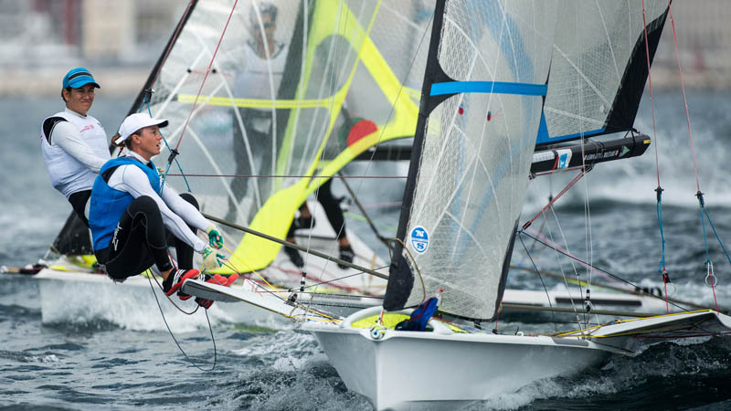 Salini Impregilo: A double victory for the Aniene Sailing Team in the CICO 2015 Championship