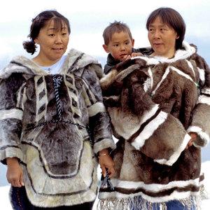Inuit (Credit: Ansgar Walk, Source: Wikimedia Commons)