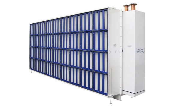 Alfa Laval adds highly efficient cooling concept for server rooms to its solutions for data centers