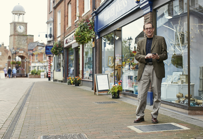 Chiltern District Council, Virgin Media join forces to blanket Chesham's high street with superfast WiFi