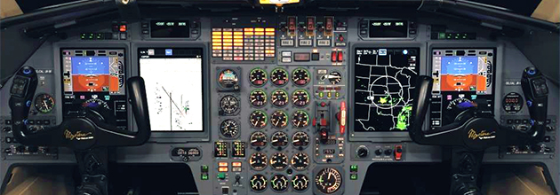 Dassault Aviation introduced new avionics upgrade for Falcon 900A and B operators