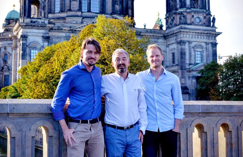Team Teraki in Berlin.