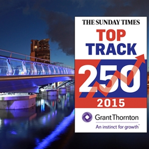 GRAHAM Construction ranked 26 in The Sunday Times Grant Thornton Top Track 25