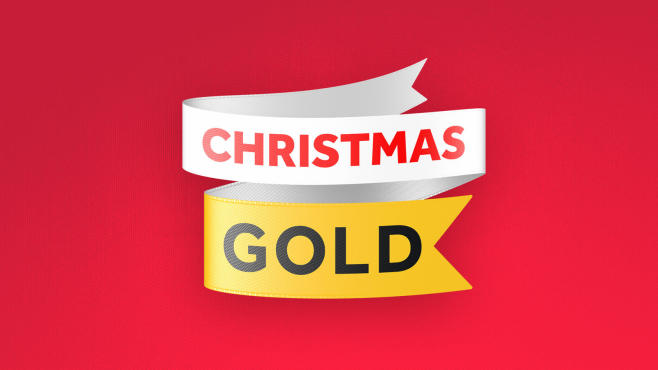 UKTV's comedy channel Gold will be rebranded Christmas Gold this December