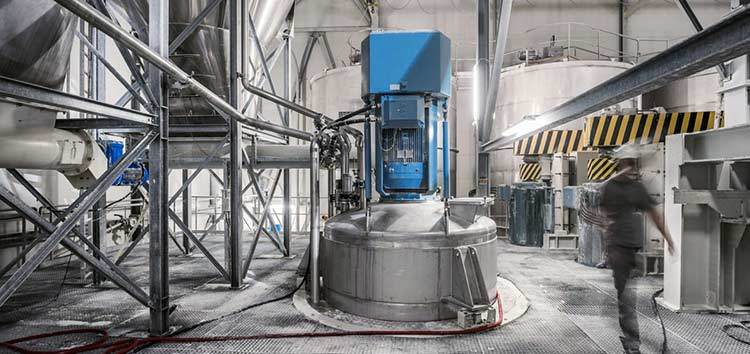 EBRD supports expansion of Slovenia-based producer of calcium carbonate fillers, granulates and sands with €10 million loan
