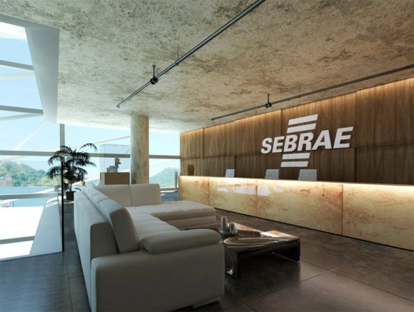 GRAPHISOFT: MCA Arquitetura of Brazil won Grande Prêmio de Arquitetura Corporativa Grand Prize for its design of the Sebrae-ES headquarters