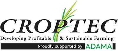 National Farmers Union of England and Wales (NFU) to attend CropTec event, November 24 and 25