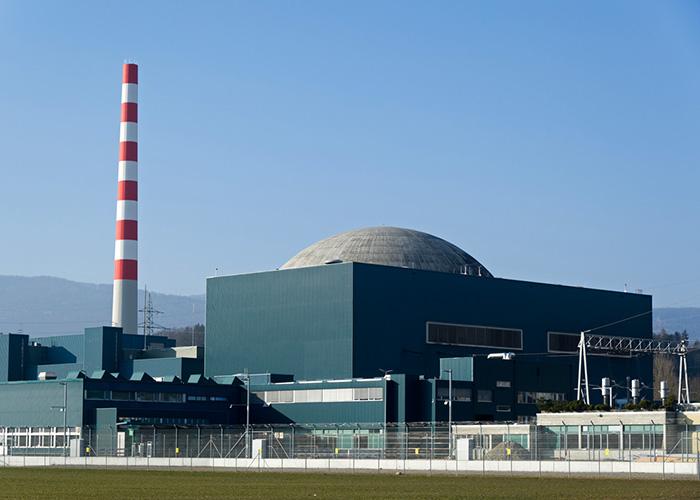 Alpiq holds a 40% stake in the Gösgen nuclear power station. (Photo: Erwin von Arx)