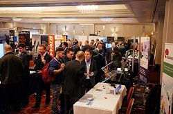 Axis Communications showcased some of the leading innovation in the network video industry at events in UK and Sweden