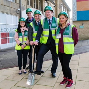 Calderdale College selects GRAHAM Construction as main contractor on its multi-million pound Unlocking Potential Project