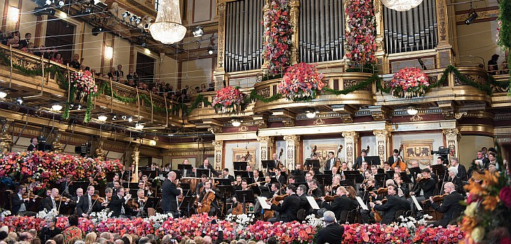 EBU to broadcast Vienna Philharmonic Orchestra New Year's concert; signs new contract with VPO