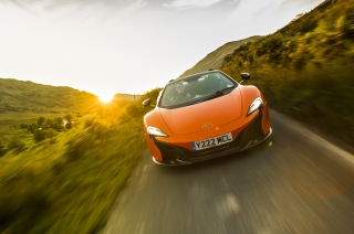 Sixth retailer for McLaren Automotive to be opened in the UK