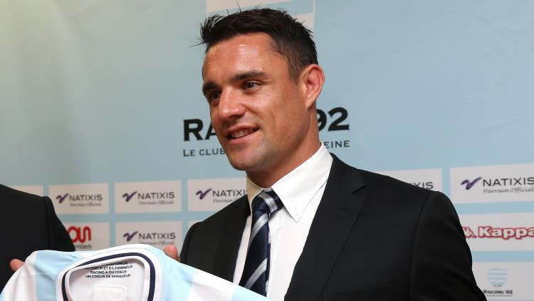 Sky Sports to show Dan Carter's fixtures at the Stade Olympique Yves-du-Manoir on 17 January