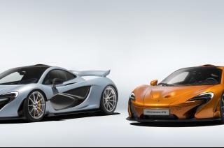 Supercar: Final production of the McLaren P1™