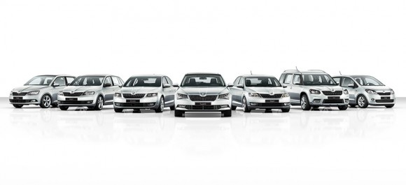 ŠKODA AUTO achieves yet another sales record: sold over 1 million vehicles in 2015