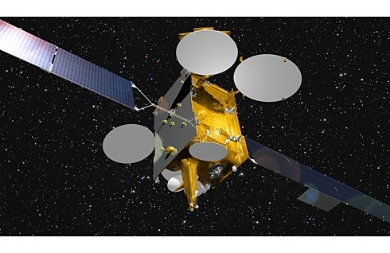 EUTELSAT 9B © Airbus Defence and Space