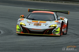 Asian Le Mans Series: McLaren GT factory driver Rob Bell to build on the race win secured in Malaysia which extended the championship lead