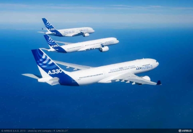 Iran selects Airbus for its civil aviation renewal (©) Airbus