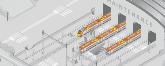 Predictive maintenance: Spanish Services team's new maintenance tool TrainScanner recognised with the internal Alstom Innovation Awards