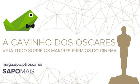 SAPO acaba de lançar uma área exclusivamente dedicada à 88.ª edição dos Óscares