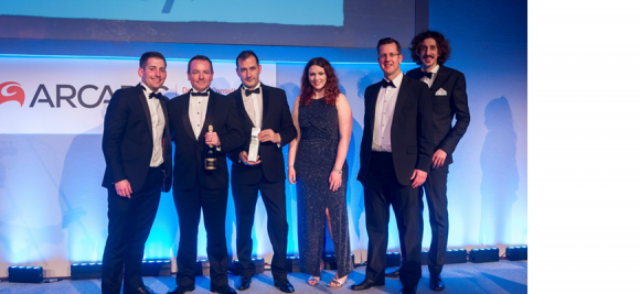 Amey's Target Zero campaign wins the Workforce Safety Award at the UK Rail Industry Awards