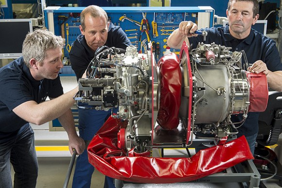 Arrius 2R engine that powers Bell 505 Jet Ranger X received EASA certification