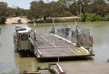 BMT develops new design for ferries that operate on Australia's longest river