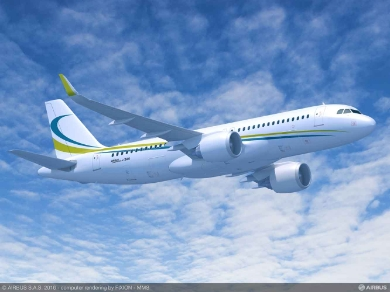 Comlux orders three Airbus ACJ320neo aircraft (©) Airbus