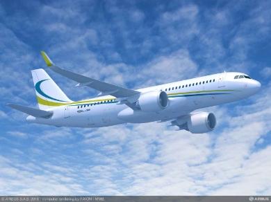Comlux orders three Airbus ACJ320neo aircraft (©) Airbus
