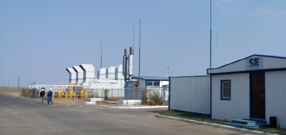 EBRD funds new, cleaner and more energy-efficient electricity generating plant in Atyrau, Kazakhstan