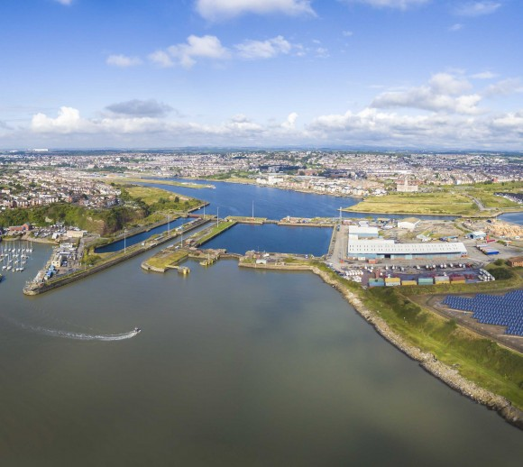 More than 12.5 million tonnes of cargo handled by ABP's network of five ports in South Wales in 2015