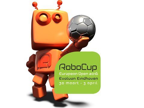 RoboCup European Open from 30 March till 3 April at the Evoluon in Eindhoven