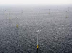 Windpark Luchterduinen
