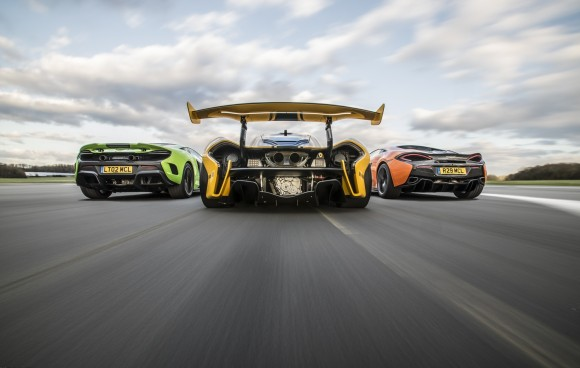 BBC Top Gear Magazine recognised McLaren Automotive as Manufacturer of the Year
