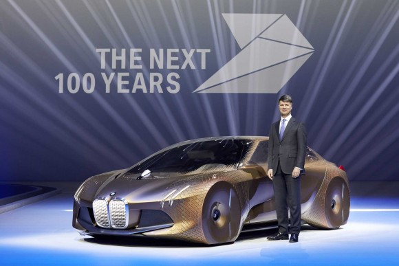 BMW Group celebrates its centenary under the motto THE NEXT 100 YEARS