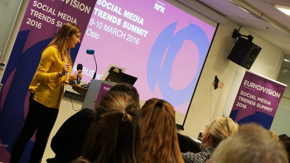 Eurovision's Social Media Trends Summit 2016 presentations now available on EBU.ch