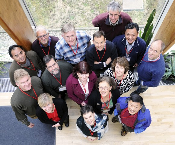 Experts gathered at Oban's Scottish Association for Marine Science (SAMS) to address the global problem of harmful algal blooms (HABs)