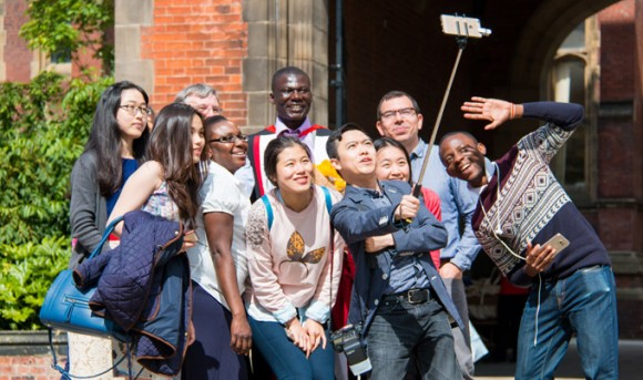ISB Survey 2015: International student satisfaction at Newcastle University one of the highest in the world