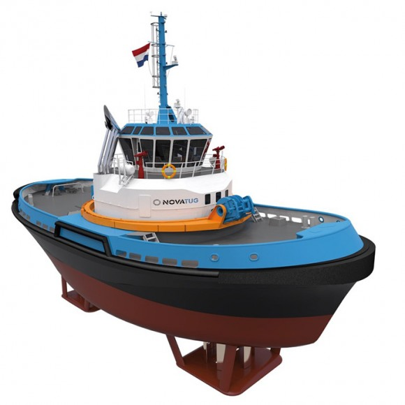 R. Allan, Novatug, Voith to develop new tug