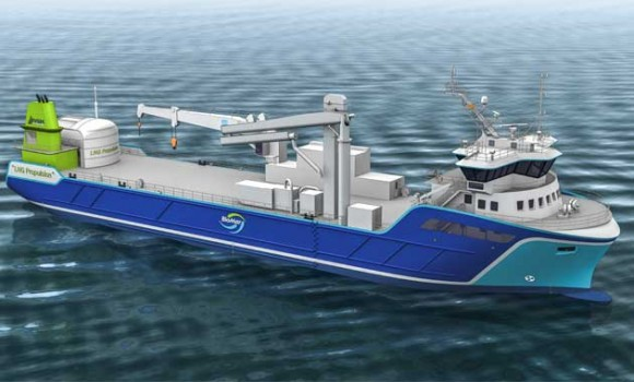 Rolls-Royce signs contract with Tersan Shipyard in Turkey to supply Liquefied Natural Gas propulsion package for cargo carrier