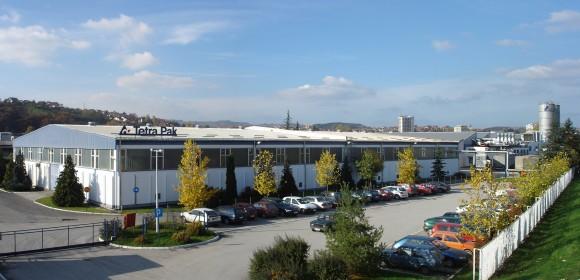 Packaging material factory in Gornji Milanovac, Serbia