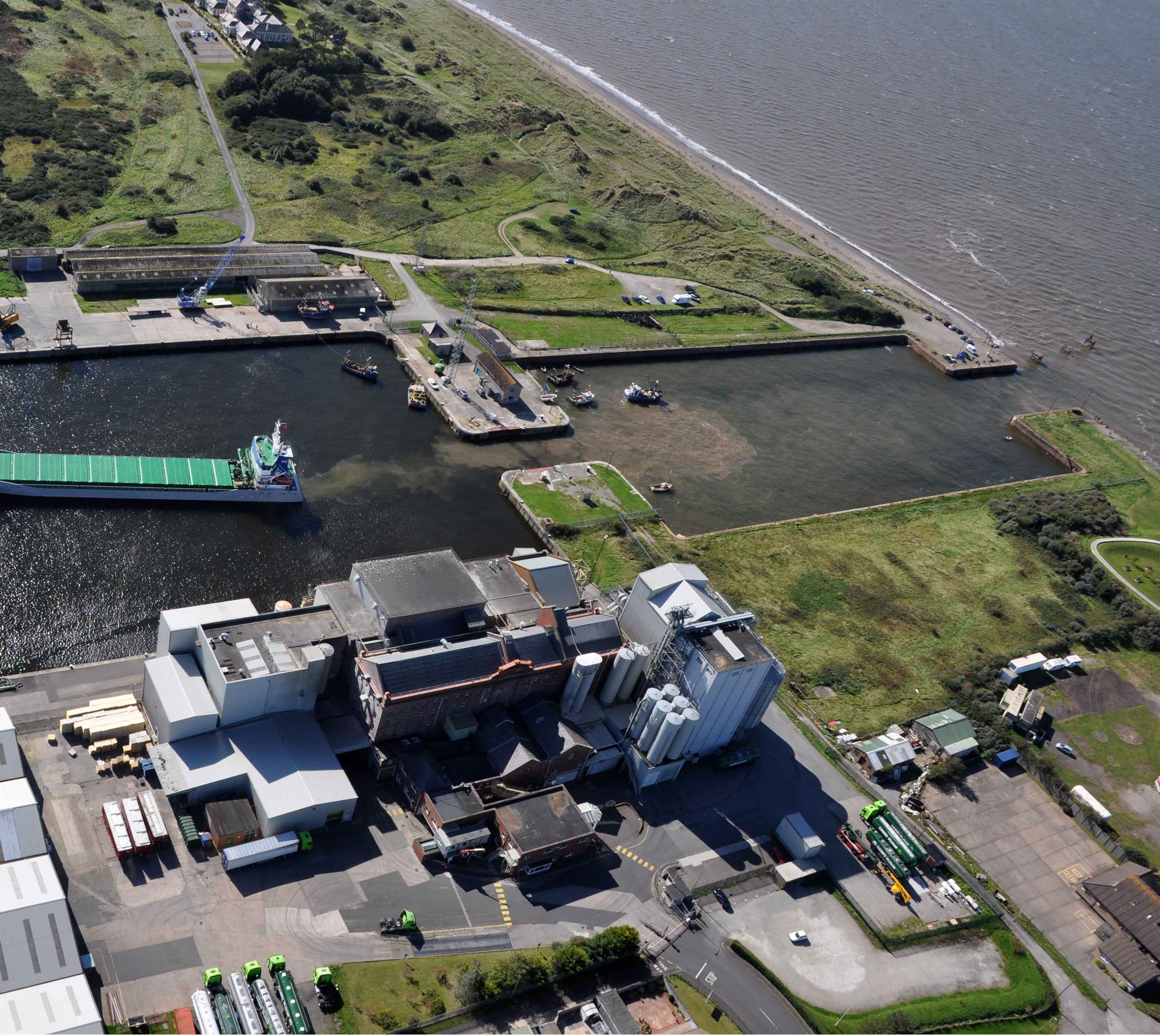 ABP approves solar farm installation at the Port of Silloth