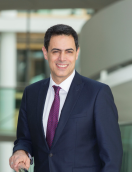 Dr. Mehdi Shahidi, Medical Head, Solid Tumour Oncology, Boehringer Ingelheim